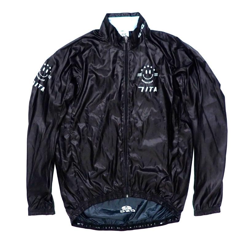 セブンイタリア Smile II Wind Jacket ブラック