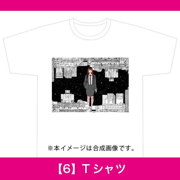 百人百色展3 ざきよし 【6】Tシャツ