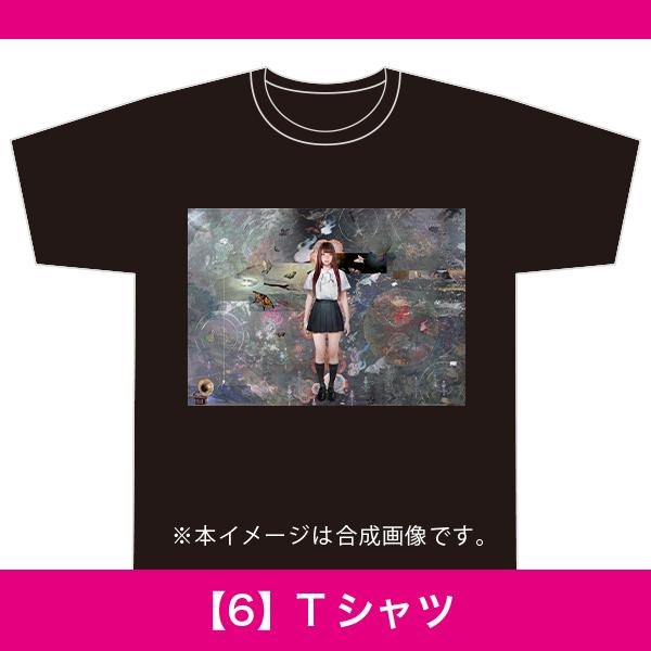 百人百色展3|七癖みり|【6】Tシャツ