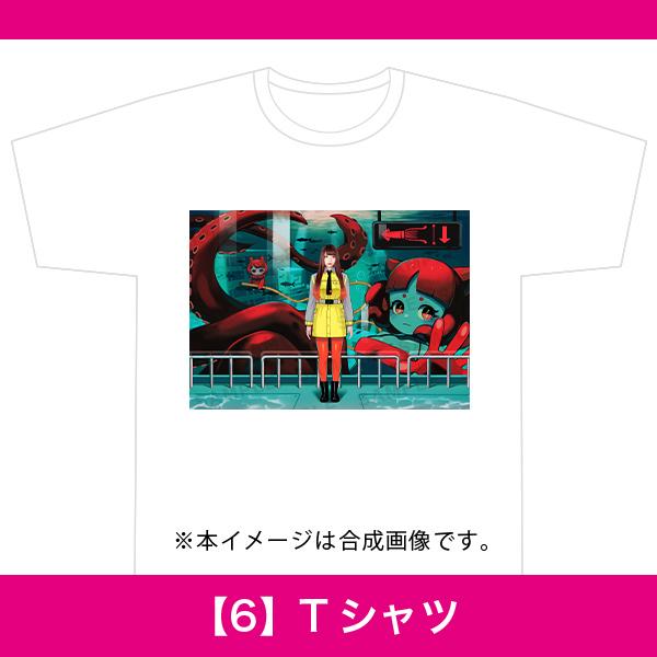 百人百色展3|HAKURO|【6】Tシャツ