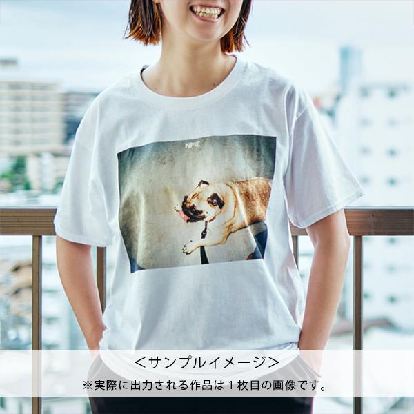 百人百色展3|やぎこ|【6】Tシャツ