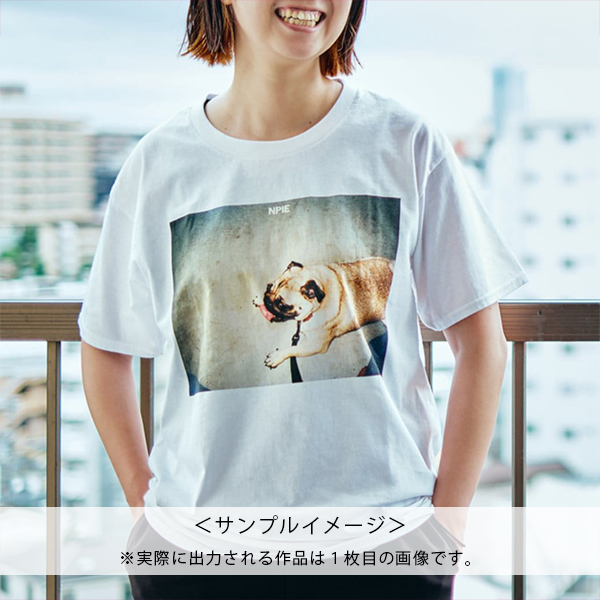 百人百色展3|よういち|【6】Tシャツ