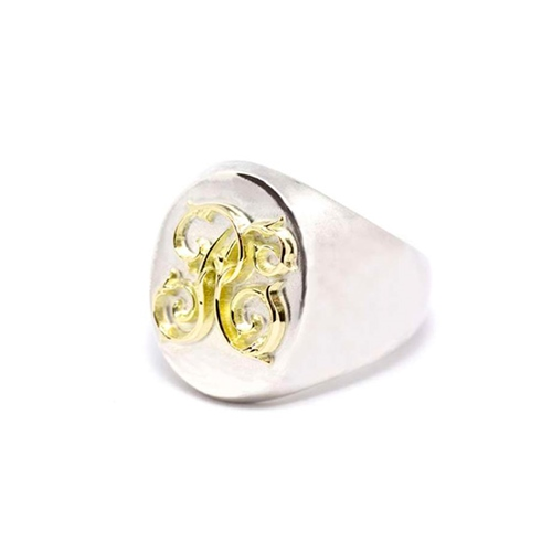SIGNET RING SMALL