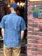 Lot 3080 S/S CHAMBRAY WORK SHIRTS