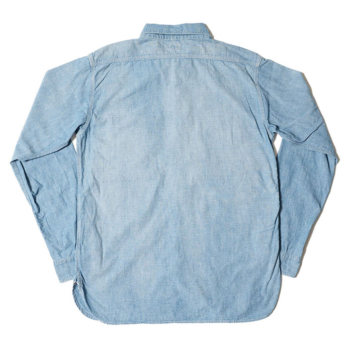 Lot 3076 TRIPLE STITCH WORK SHIRTS