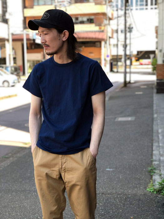 "MFSC""MADE IN USA""COTTON JERSEY SKIVVY TEE"