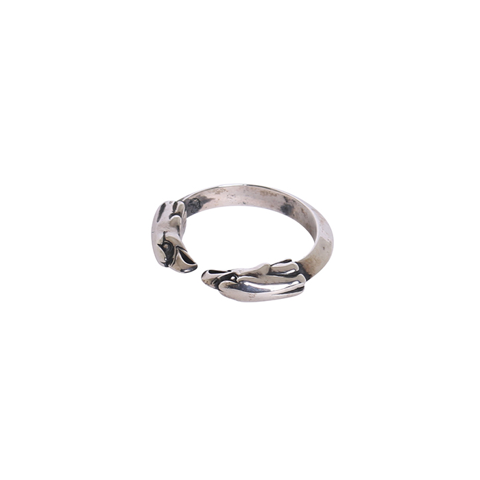 EFRG-0026 DOUBLE EAGLE HEAD RING