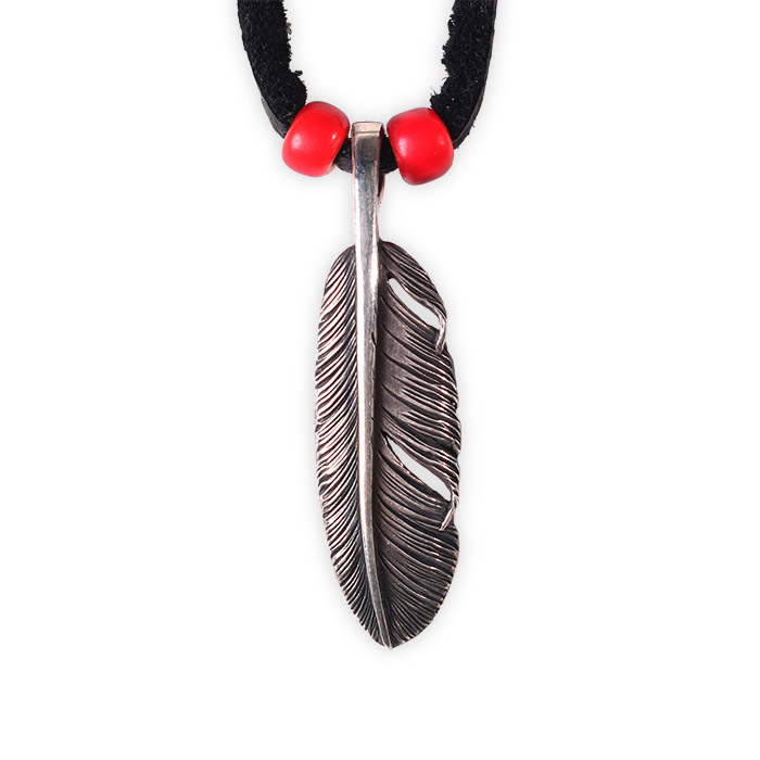 SILVER DOLLAR FEATHER RIGHT C-20R