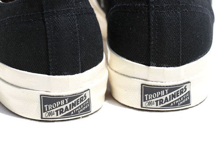 MILL TRAINERS LOW-TOP