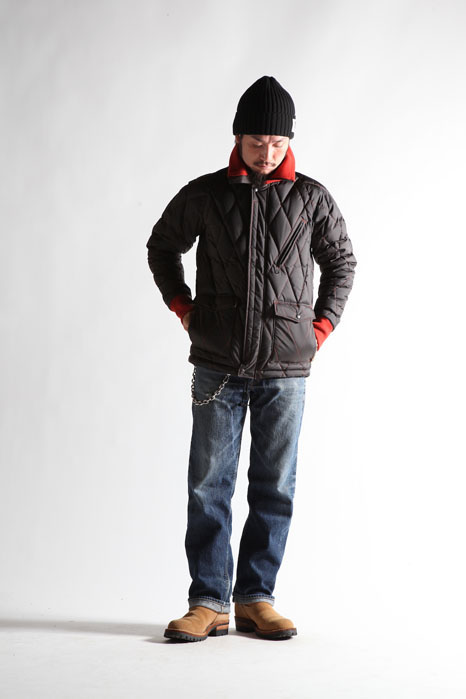 ALL NEW RACING DOWN JKT2 RELAX FIT with WIND GUARD