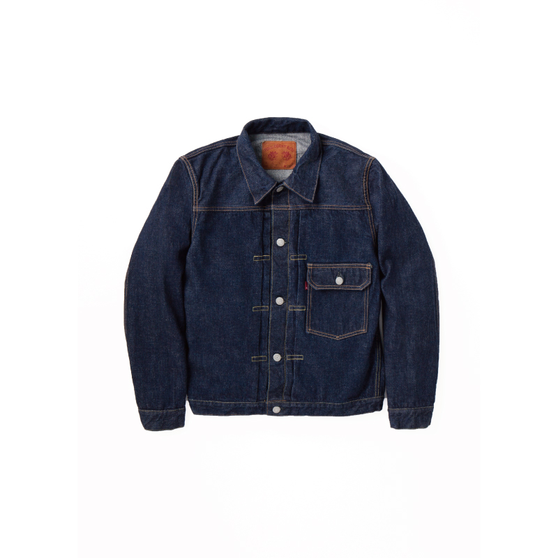2107W Type 1 Denim Jacket