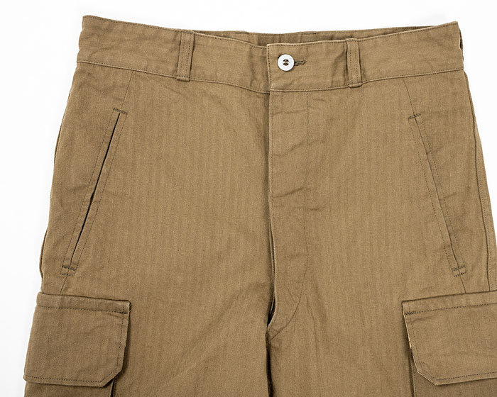FRENCH CARGO PANTS