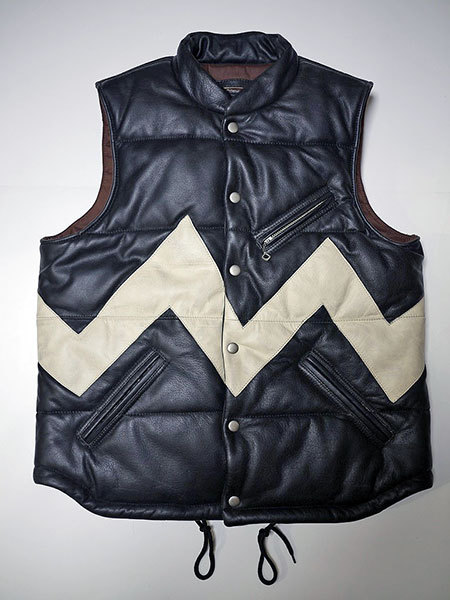 TYPE VLJ5 NAUGHTY LEATHER VEST