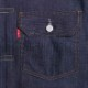 VINTAGE CLOTHING 1936 MODEL TYPE II TRACKER JACKET RIGID