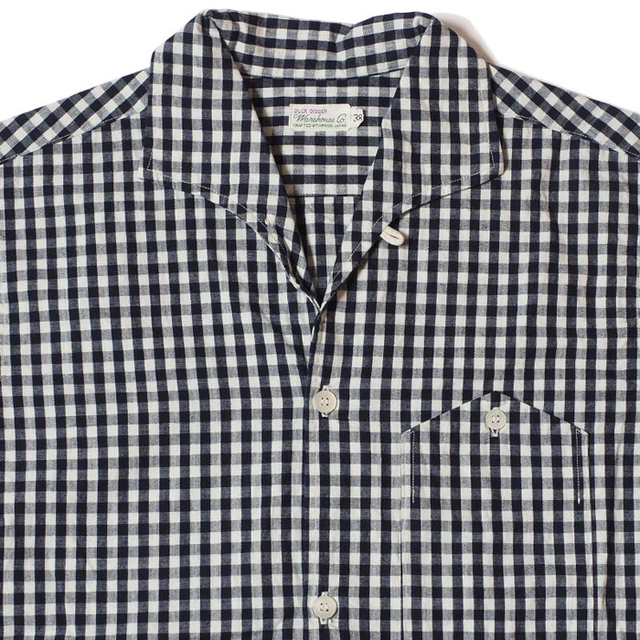 Lot 3091 S/S OPEN COLLAR SHIRTS