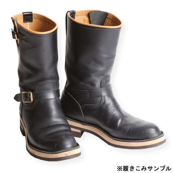 ALL WEATHER ENGINEER BOOTS