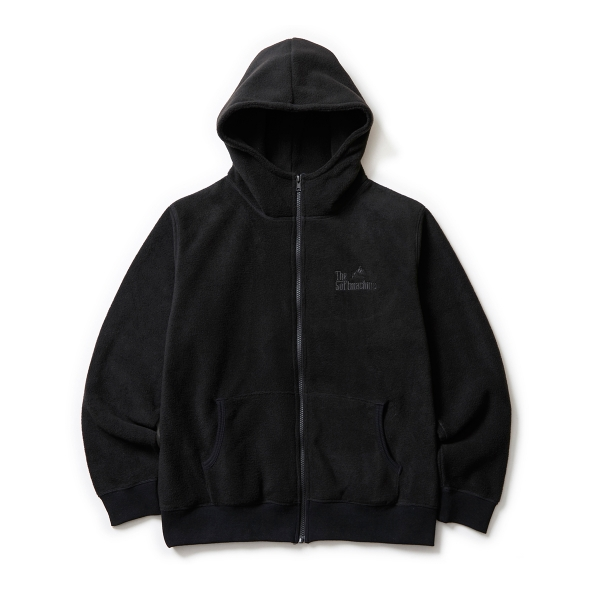 GOD FLEECE HOODED
