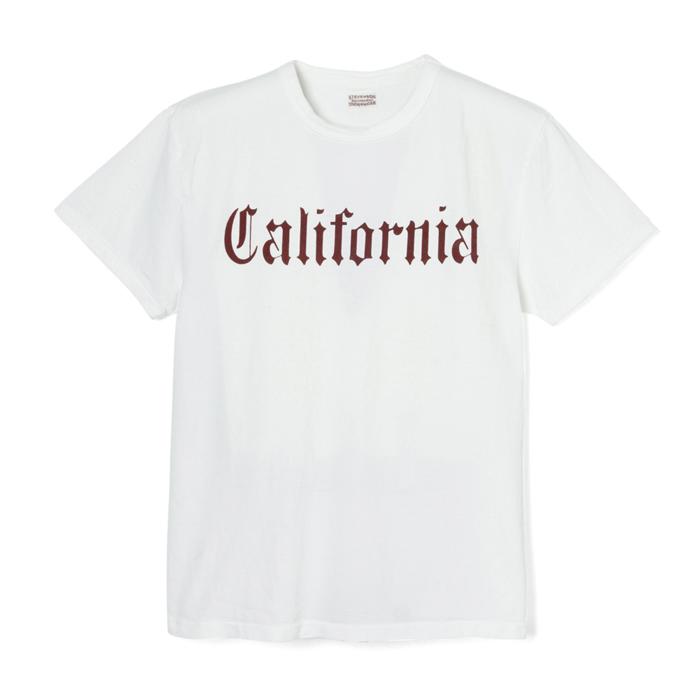 GRAPHIC TEE CALIFORNIA