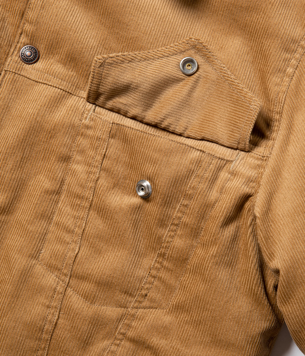 CORDUROY RANCH JACKET THINSULATE FILLED