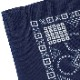 Lot 5227 SELVEDGE INDIGO BANDANA D柄