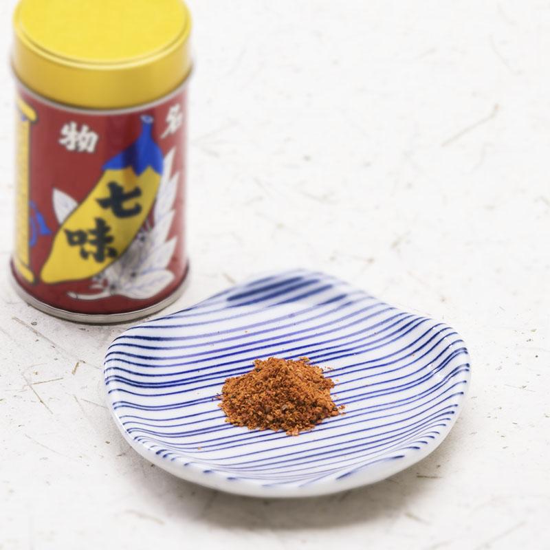 八幡屋礒五郎七味14g