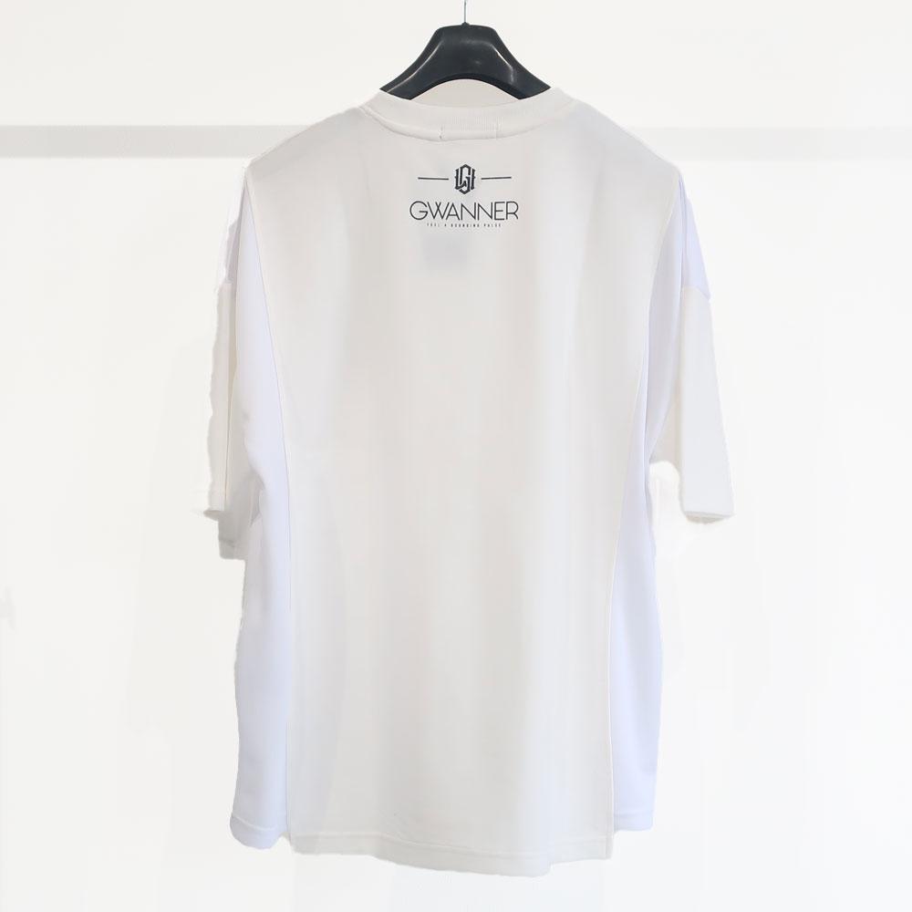 TCポンチ メッシュ切り替えTシャツ