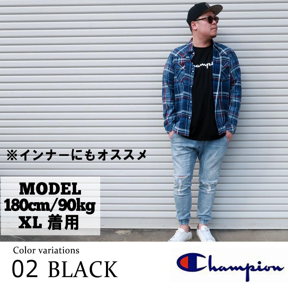 Champion チャンピオン スクリプトTee
