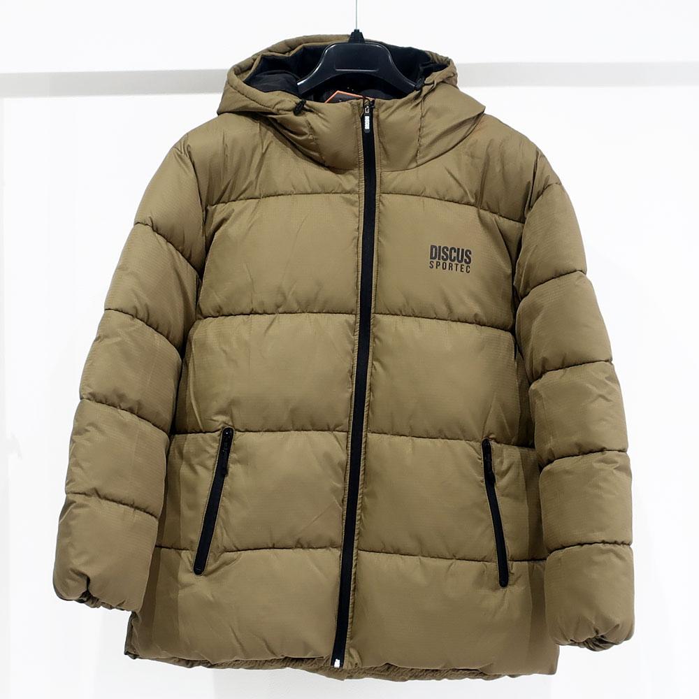 DISCUS 絶対的定番の中綿ジップジャケット