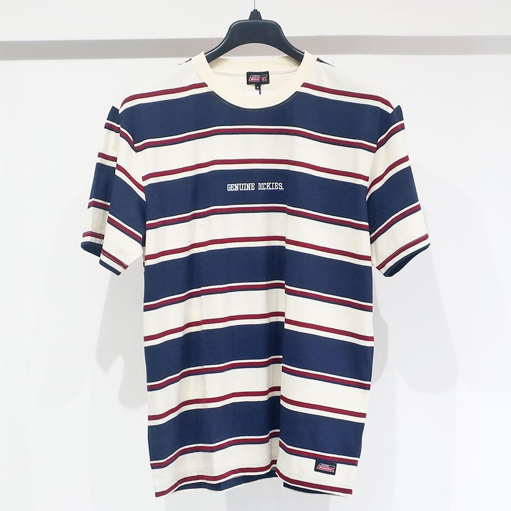 Dickies ディッキーズ マルチボーダー半袖Tシャツ