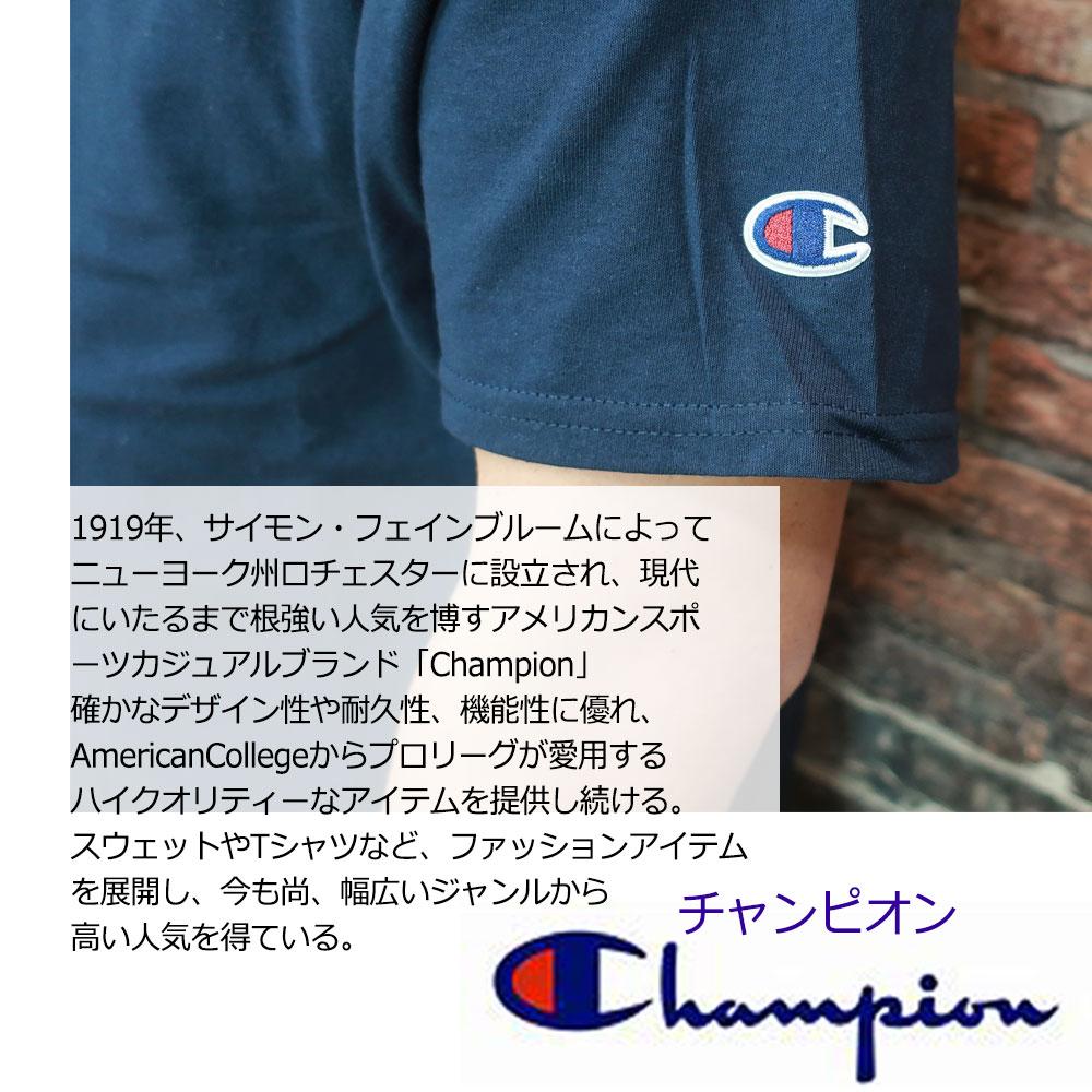 Champion チャンピオン 半袖Tシャツ メンズ