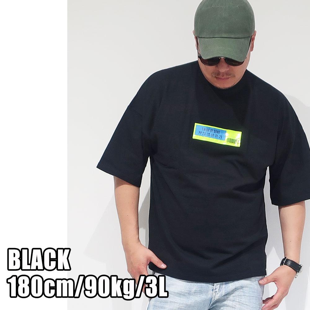 背中ガールズフォト半袖Tシャツ
