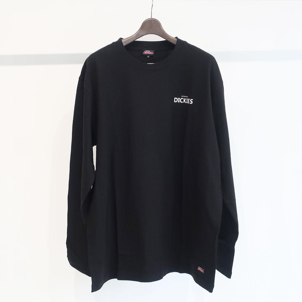 Dickies バックプリント長袖Tシャツ