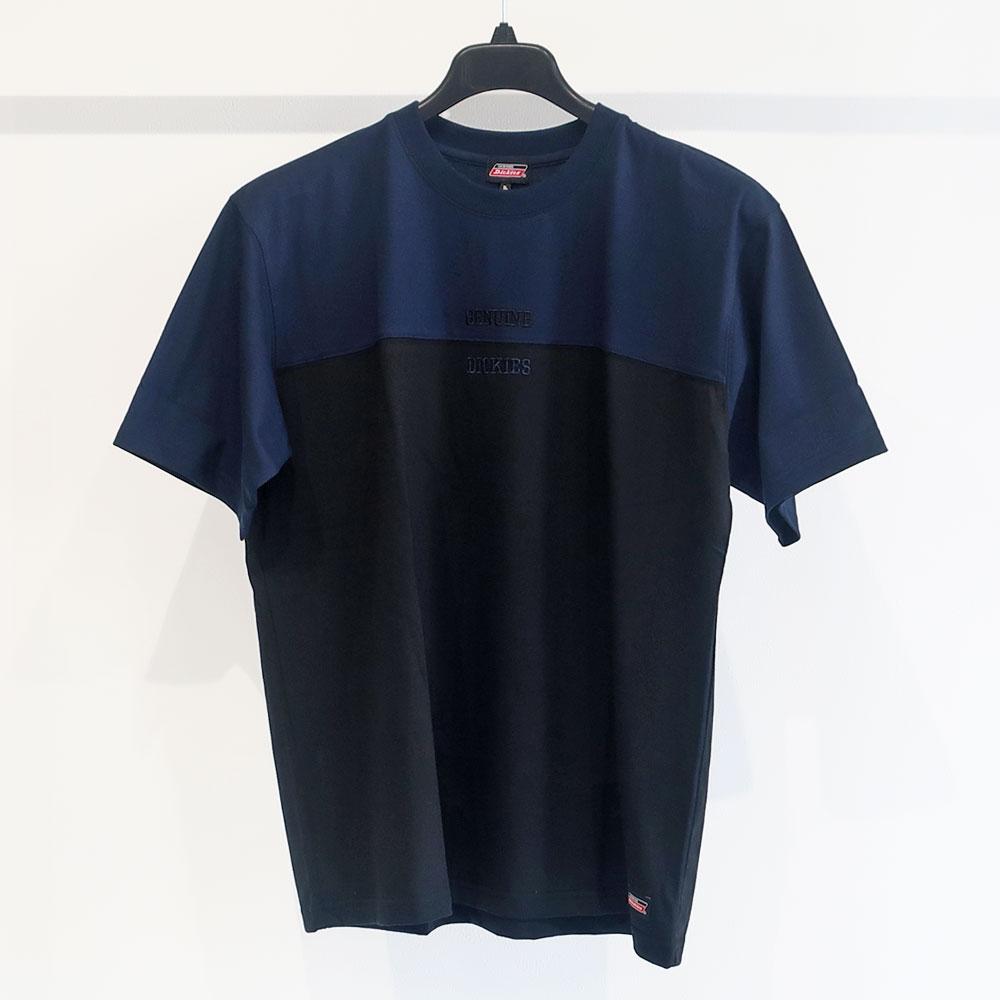 Dickies ディッキーズ 切り替え半袖Tシャツ