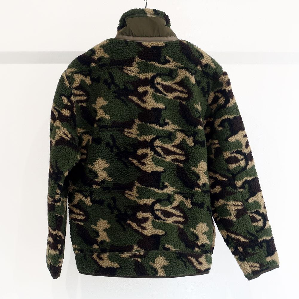 軽くて暖かい今年大注目のシープボアジャケット