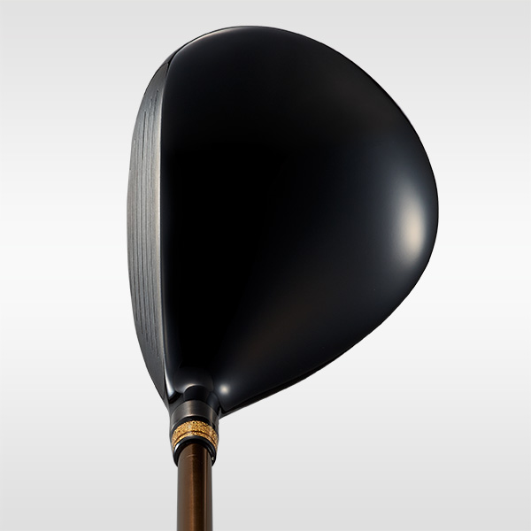 CBR ブラックプレミア フェアウェイウッド 2本セット (#3+#5) プレミア飛匠・極シャフト仕様