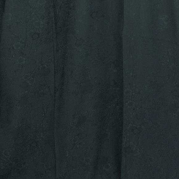 格安!振袖レンタル(2〜11月) 卒業式 結婚式 グリーン 花紋 ヒヨク【送料無料】【試着可能】51023