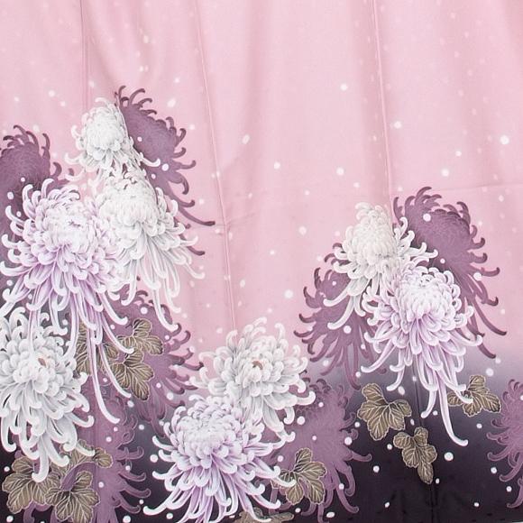 格安!振袖レンタル 成人式  ファイナルステージ 紫乱菊 【送料無料】【試着可能】51131