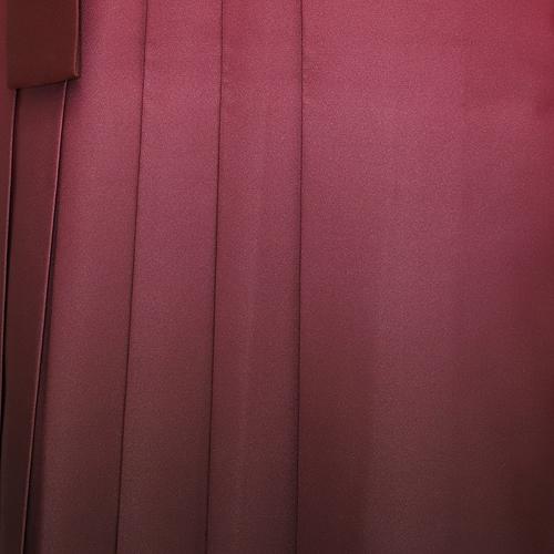 格安!袴レンタル 成人式 卒業式 卒業袴 (セツト) ピンクボカシ花1.9・ワインボカシ2.6 【送料無料】 sg40