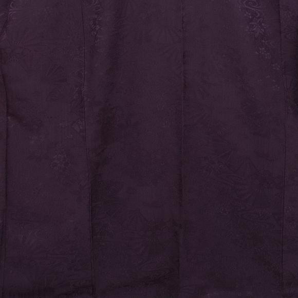 格安!振袖レンタル 成人式 紫色 無地【送料無料】【試着可能】51046