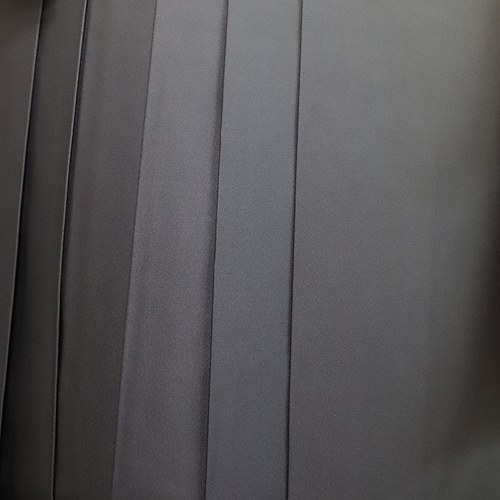 格安!袴レンタル 成人式 卒業式 朱赤黒蝶M・グレーボカシ2.4 【送料無料】 sg10