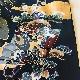 格安!着物・お宮参り レンタル フルセット 初着 男児 J 鉄紺鷹 【送料往復880円】100009