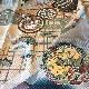 格安!着物・お宮参り レンタル フルセット 初着 男児 L 鉄紺龍の兜 【送料往復880円】100011