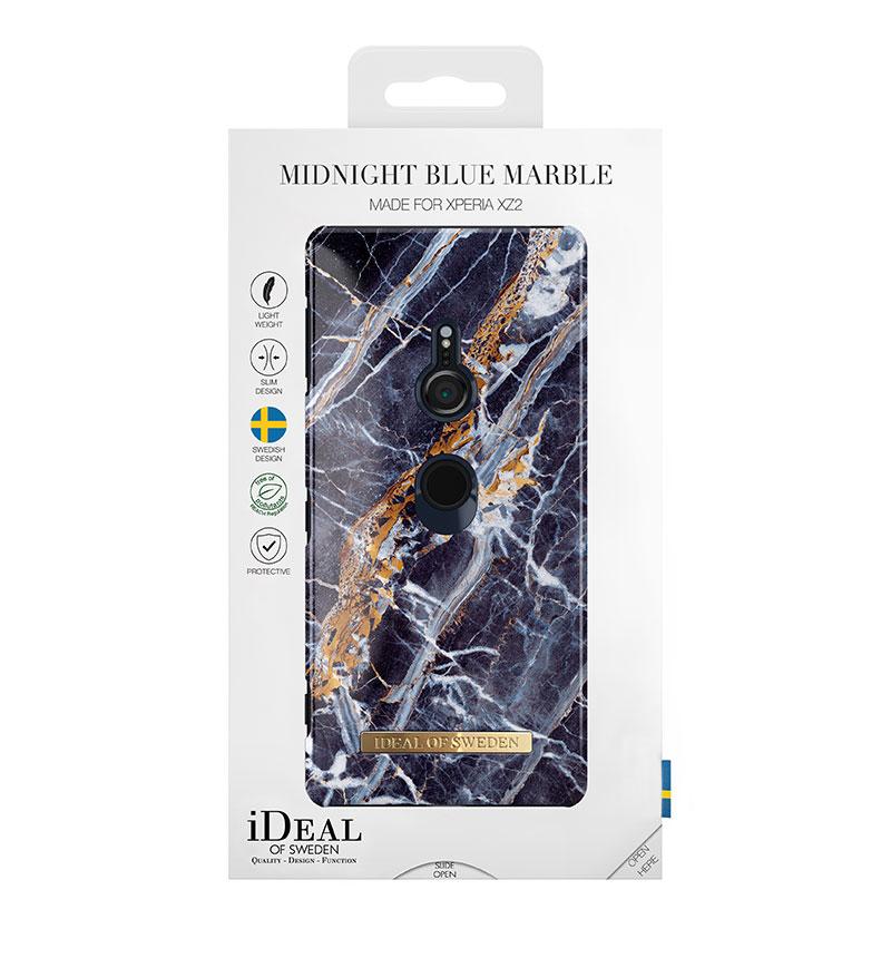 【特別価格】Fashion Case Midnight Blue Marble IDFCS17-XZ2-66