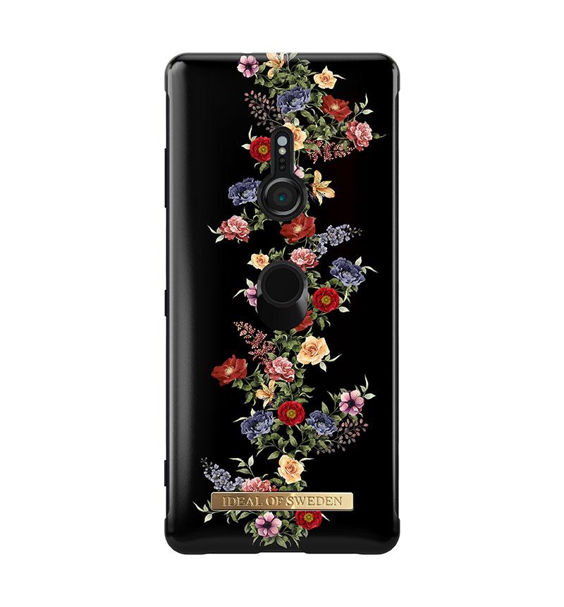 【特別価格】Fashion Case A/W18 Dark Floral IDFCAW18-XZ3-97