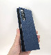 Xperia 1 II 耐衝撃 手帳型レザーケース TETRA サイドマグネット ダークネイビー RT-RXP1M2TBC1/DN
