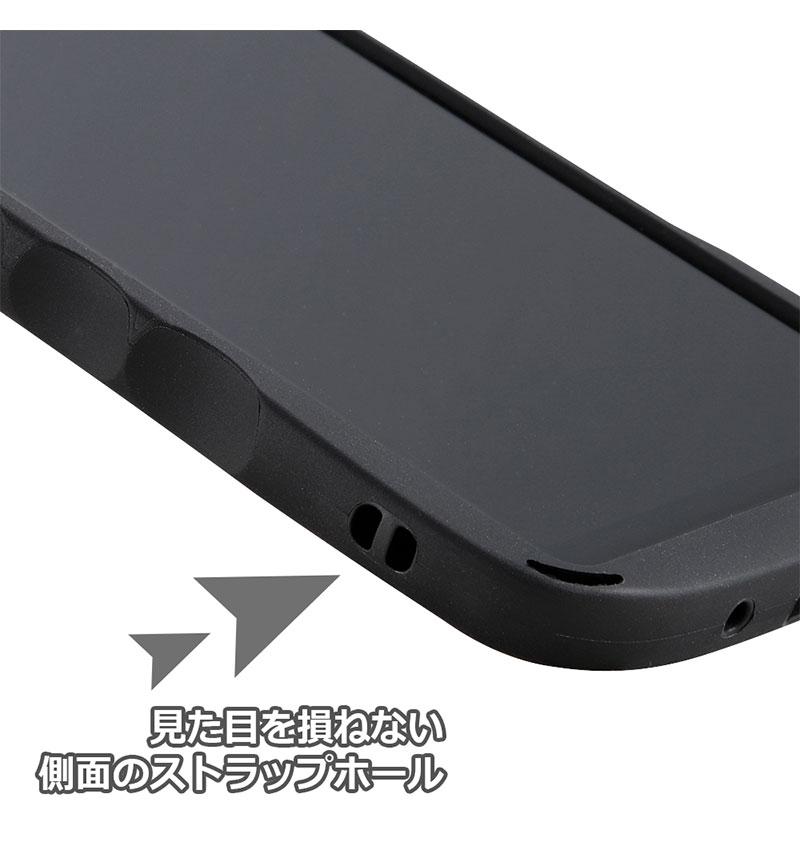 【現品特価】Xperia 1 耐衝撃ケース Curve レッド RT-RXP1SC4/R