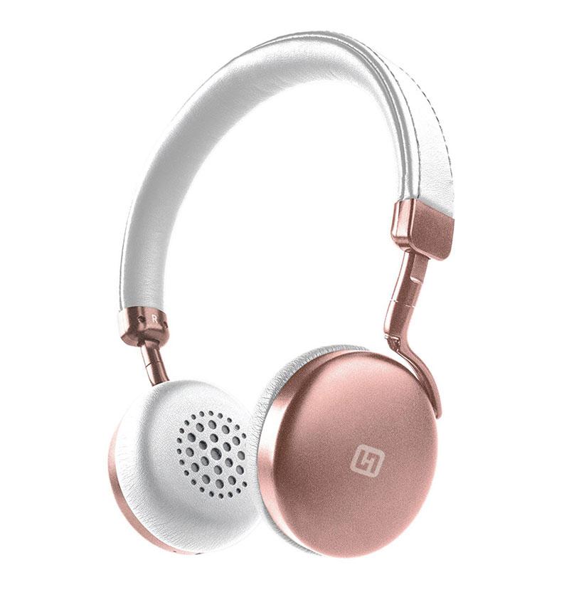 Bluetoothヘッドフォン TURBO2 ローズゴールド FT11788