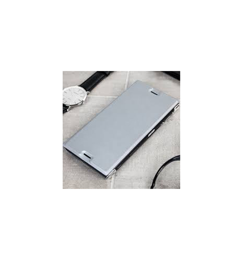 PRE5169BLS Premium Slim Book Case シルバー/クリア 54192803