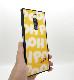 Xperia 1 /『ディズニーキャラクター』/耐衝撃ケース KAKU トリプルハイブリッド 『くまのプーさん/I AM』 IQ-DXP1K3B/PO019