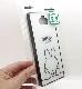 Xperia 8 /ミッフィー/耐衝撃ハイブリッドケース KAKU thinking_1 IQ-BXP8K3TB/MF001